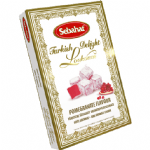 Sebahat Pomegranate Flavour Turkish Delight 250G